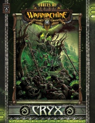 Forces of Warmachine: Cryx (Hardcover dt.) - Warmachine - Privateer Press