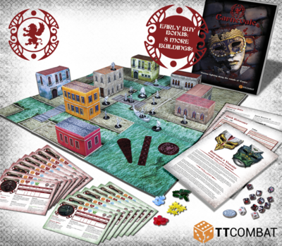 Carnevale 2-Player Starter Box - TTC