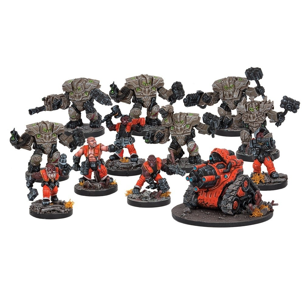 Forge Father Faction Starter - Deadzone - Mantic Games