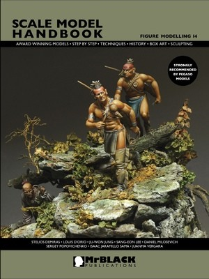 Scale Model Handbook 14 - Mr Black Publications