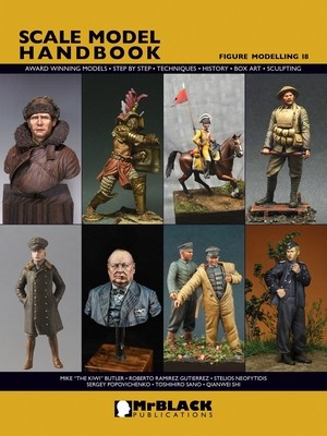 Scale Model Handbook 18 - Mr Black Publications