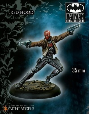 Red Hood (Jason Todd) - Batman Miniature Game - Knight Models