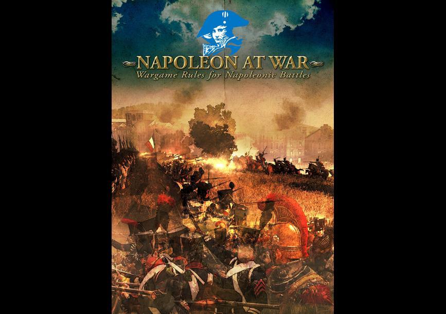 Napoleon at War Rulebook - Hardcover (English)