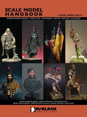 Scale Model Handbook 16 - Mr Black Publications