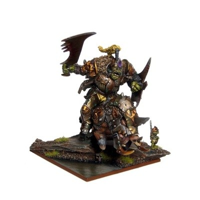 Orc Krudger's Gang - Orks - Kings of War - Mantic Games