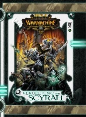 Warmachine: Vergeltung von Scyrah (Softcover dt.) - Warmachine - Privateer Press
