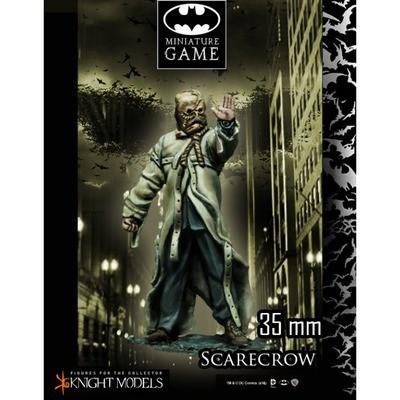 Scarecrow (League of Shadows Version) - Batman Miniature Game