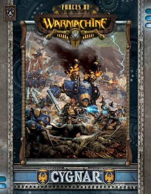 Forces of Warmachine: Cygnar (Hardcover dt.) - Warmachine - Privateer Press