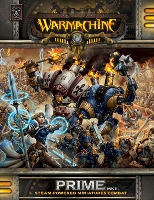 Warmachine: Prime MkII (Softcover dt.) - Warmachine - Privateer Press