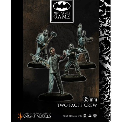 Two Face Crew - Batman Miniature Game