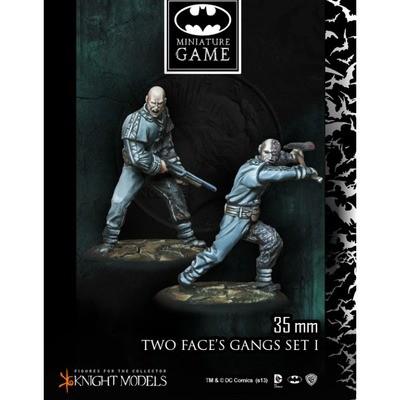 Two Face Gangs Set 1 - Batman Miniature Game