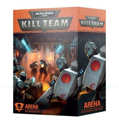 Kill Team: Arena – Competitive Gaming Expansion (Englisch) - Warhammer 40K - Games Workshop