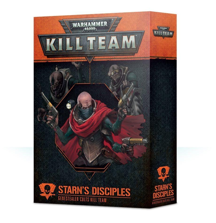 Starn's Disciples – Genestealer Cults Kill Team (Englisch) - Warhammer 40K - Games Workshop