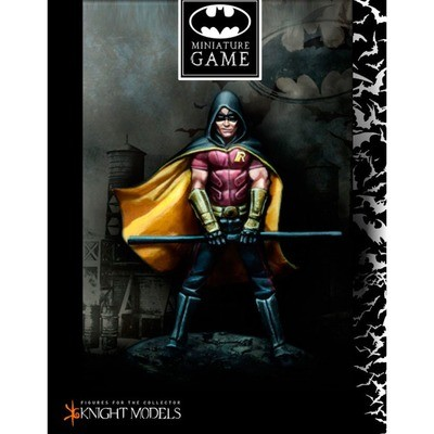 Robin Arkham City - Batman Miniature Game