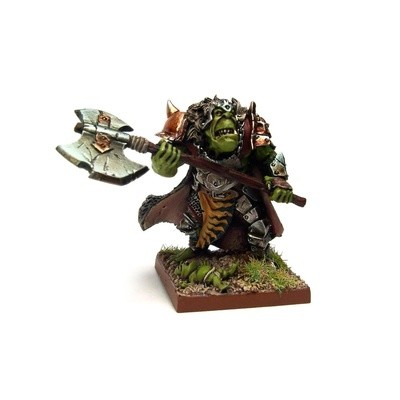 Orc Warlord Krudger - Orks - Kings of War - Mantic Games