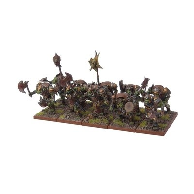 Orc Morax Troop - Orks - Kings of War - Mantic Games