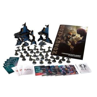 Deadzone: Contagion Erweiterung - Deadzone - Mantic Games