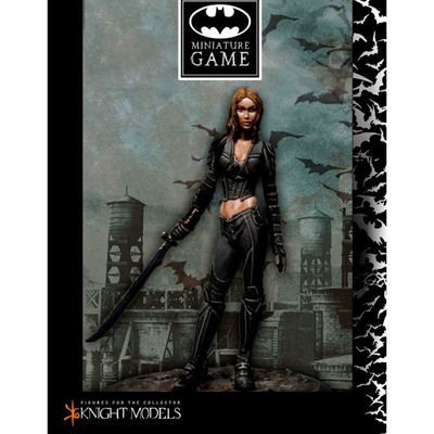 Talia Al Ghul - Batman Miniature Game