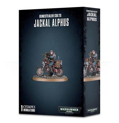 Jackal Alphus - Genestealer Cults - Warhammer 40.000 - Games Workshop
