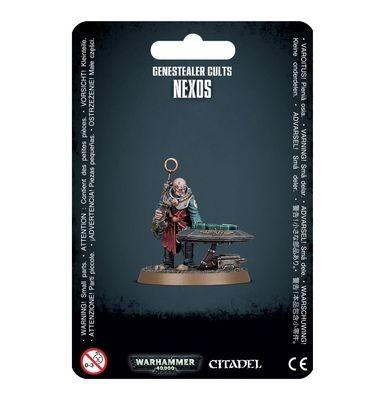 Nexos - Genestealer Cults - Warhammer 40.000 - Games Workshop