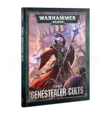 Codex: Genestealer Cults (Deutsch) - Warhammer 40.000 - Games Workshop