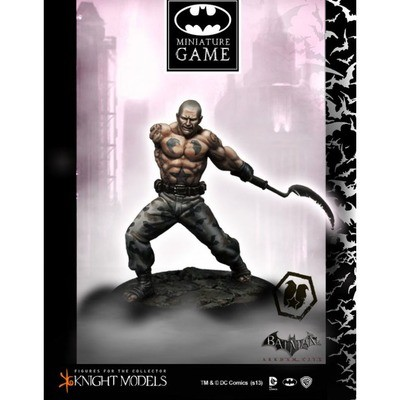 Sickle - Batman Miniature Game