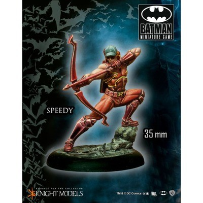 Speedy - Batman Miniature Game