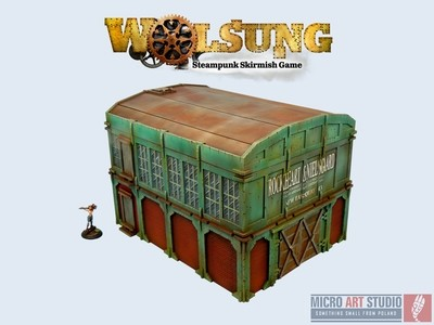 XIX Century Warehouse - Wolsung