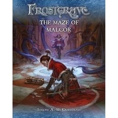 Frostgrave: The Maze of Malcor - Frostgrave Erweiterung (e) - Osprey/Northstar