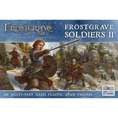 Frostgrave Soldiers II Female Warband (20) - Frostgrave - Northstar Figures