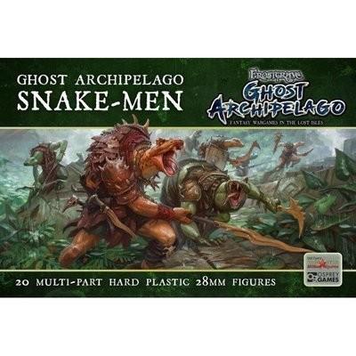 Snake-men - Frostgrave Ghost Archipelago