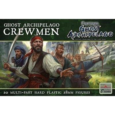 Ghost Archipelago Crewmen - Frostgrave Ghost Archipelago