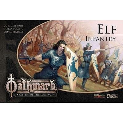 Elf Infantry - Oathmark