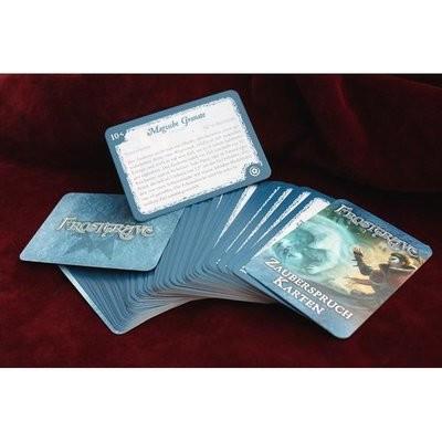 Frostgrave - Zauberkarten Deutsch Zauberspruch Karten - Osprey/Northstar