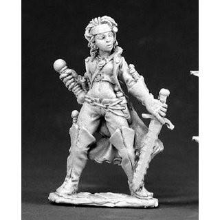 Lanura Elf Wizard - Reaper Miniatures