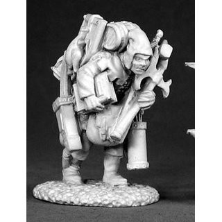 Overladen Henchmean - Reaper Miniatures