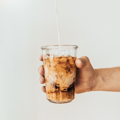 Iced Bottled Coffee (4-pack)