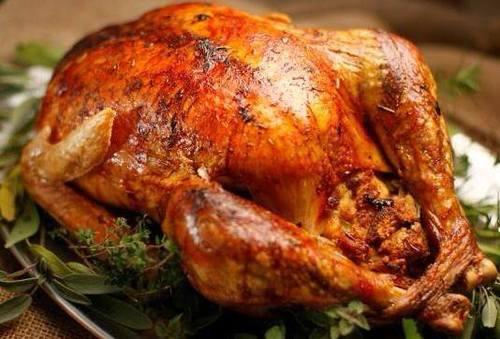 Fresh all natural turkeys
