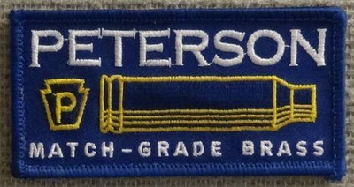 New and Improved Peterson Cartridge Patch!!
