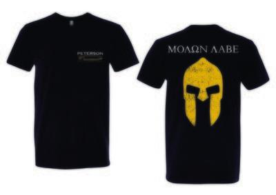 Molon Labe - Peterson Cartridge T-Shirt