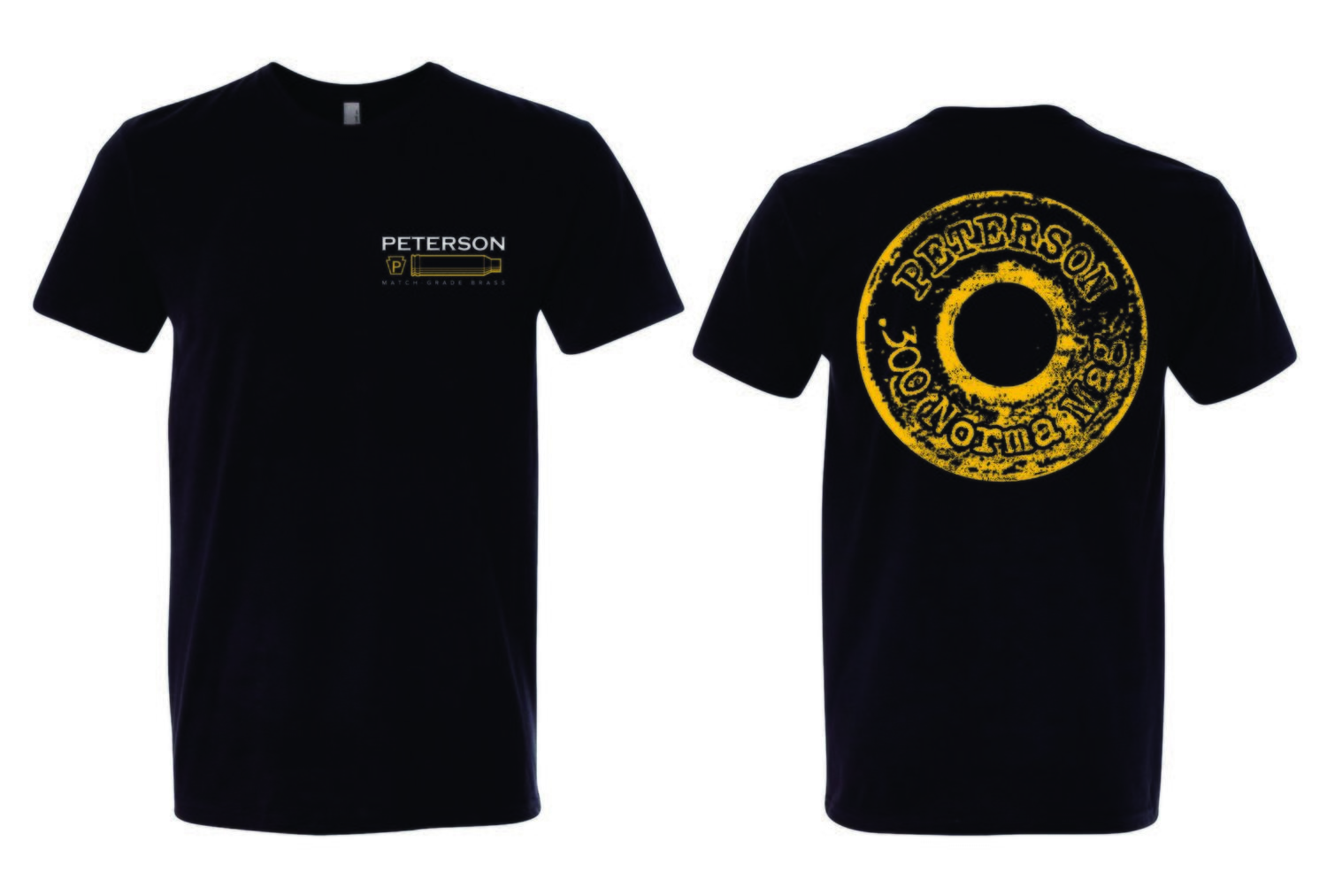 Peterson .300 Norma Mag Headstamp Tee