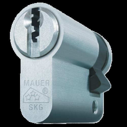 Mauer F3 halve cilinder met 3 sleutels