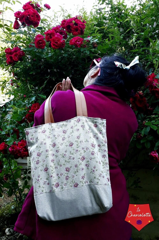 sac modèle Camille la vie en rose