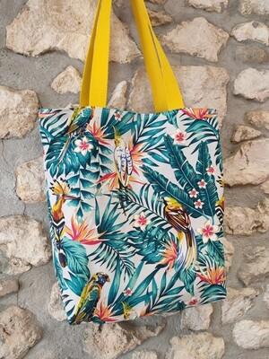 sac modèle tropical