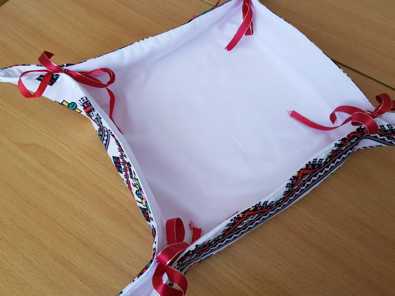 Cos textil (100% bumbac)
