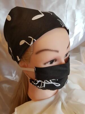 Bandana+masca