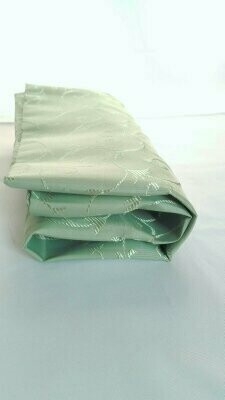 Fata de masa 120x145 cm, brocart verde