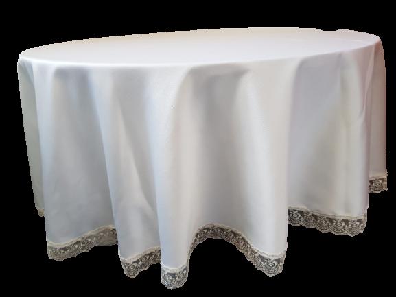Feţe de masă cu dantelă agora