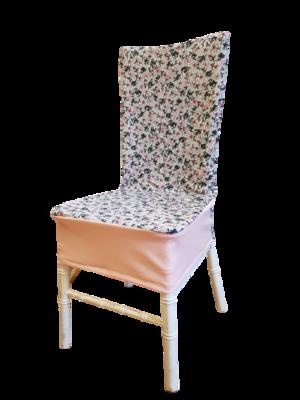 Set 4 huse elastice pentru scaune