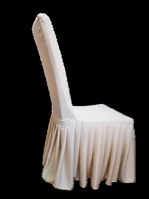 Husa elastica semi-universala - pliuri duble